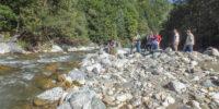 Flussbestattung